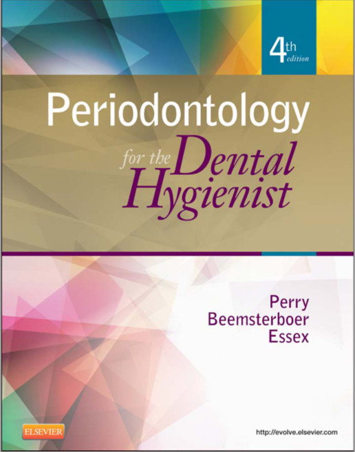Periodontology for the Dental Hygienist, 4e 4th Edition