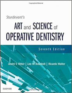 Sturdevant's Art & Science of Operative Dentistry, 7th Edition PDF