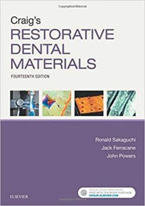 Craig's Restorative Dental Materials, 14th Edition PDF