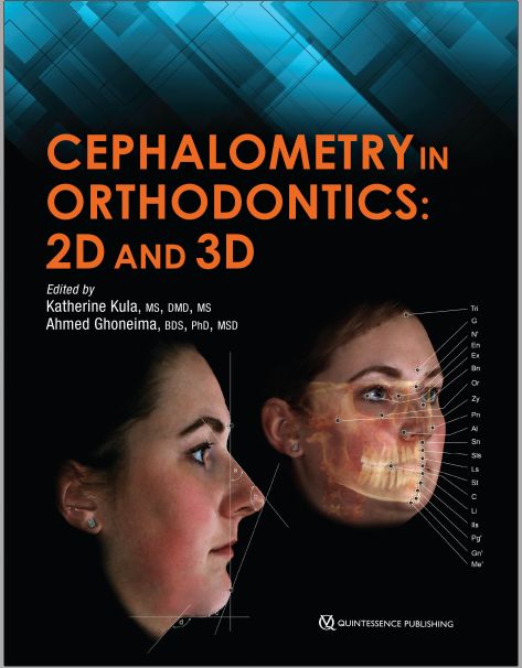 Cephalometry in Orthodontics: 2D and 3D 1st Edition PDF Original