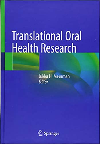 Translational Oral Health Research 1st ed. 2018 Edition PDF