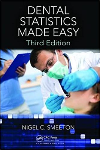 Dental Statistics Made Easy 3rd Edition PDF