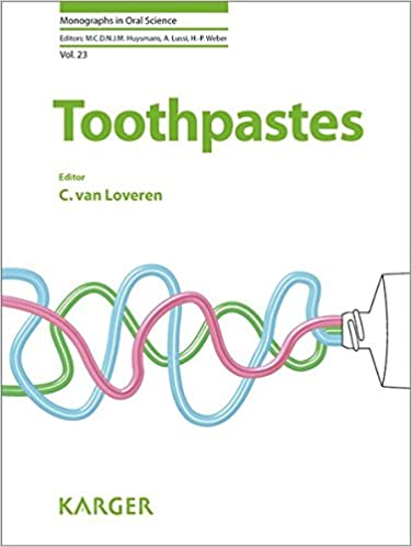 Toothpastes (Monographs in Oral Science, Vol. 23) 1st Edition PDF
