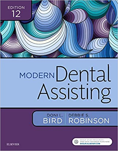 Modern Dental Assisting 12th Edition PDF