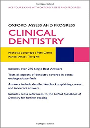 Oxford Assess and Progress: Clinical Dentistry 1st Edition PDF