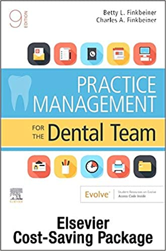 Practice Management for the Dental Team - Text and Workbook Package 9th Edition PDF